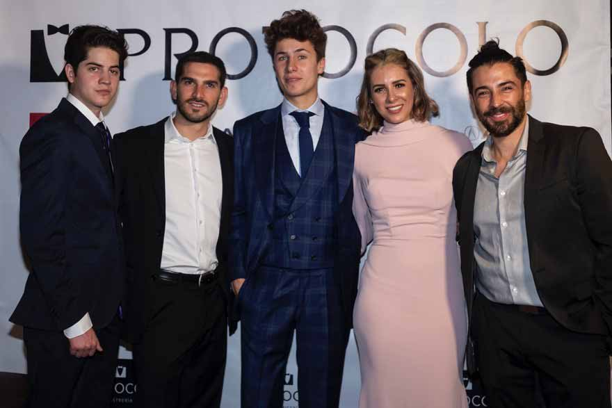 Celebrities premio saber vestir México