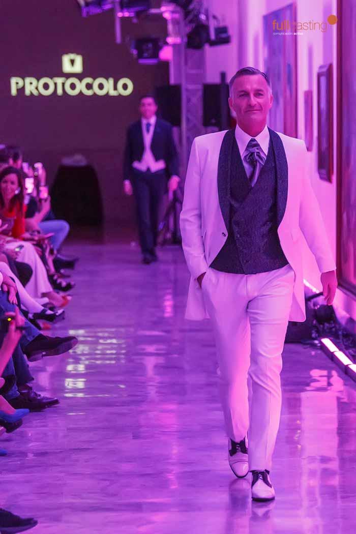 Protocolo Novios desfila en la pasarela de Aragón Fashion Week