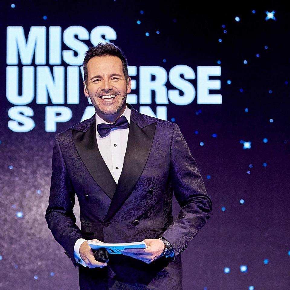 Gala Miss Universe Pablo Carpintero y Protocolo Novios