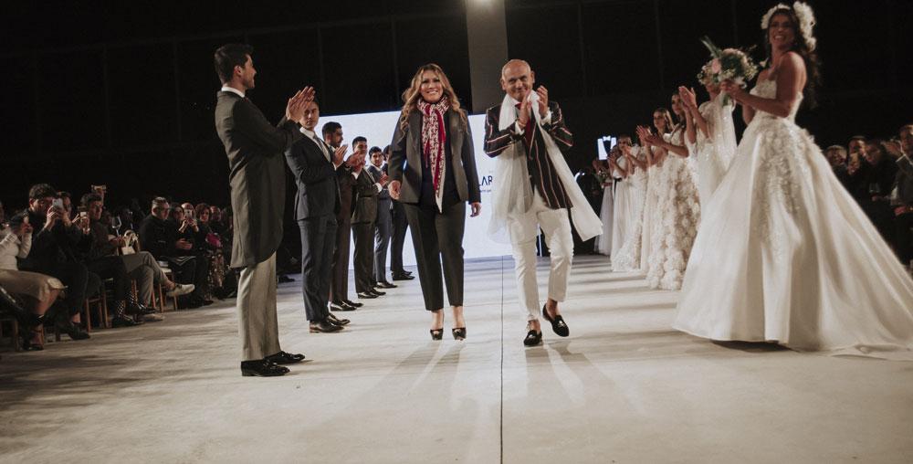 Protocolo Novios México en la Gala Ensueño 2020