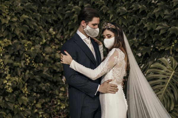 Shooting especial bodas junto con El Vestidor de la Novia